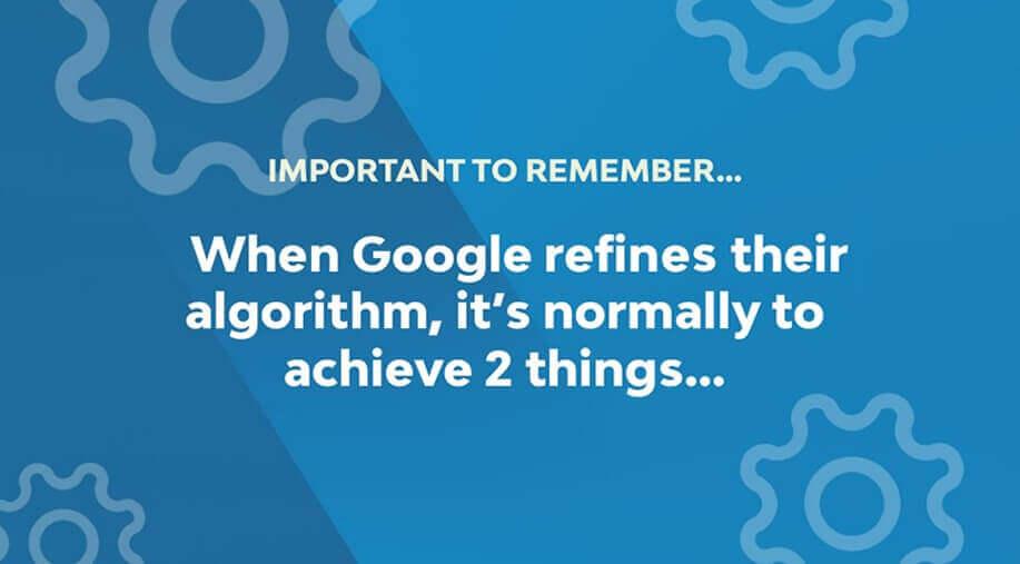 Image about Google algorithm