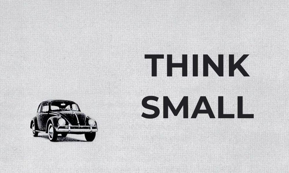 Image of Volkswagen slogan