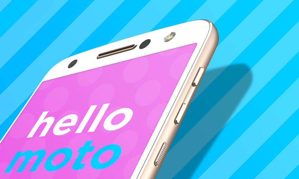 Image of Motorola slogan
