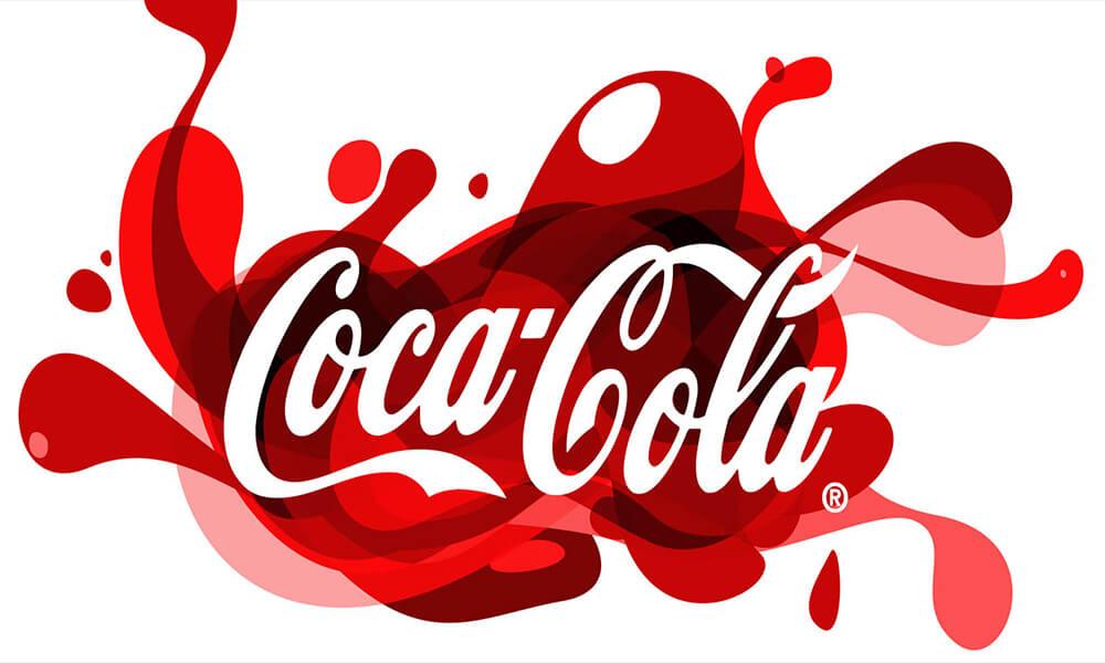 Image of Coca-cola brand