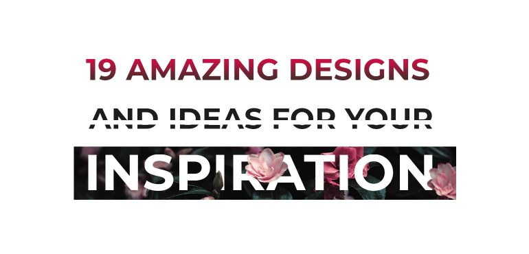 Image of 19 Amazing Designs and Ideas for Your Inspiration