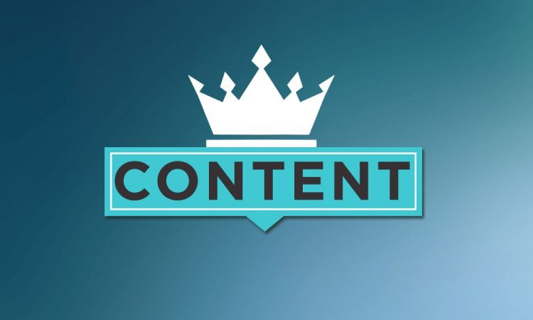 Image - Content is still the King
