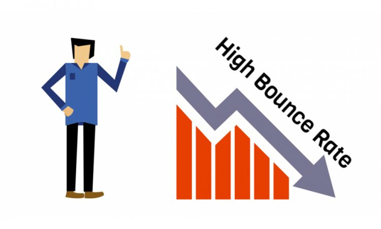 Image of High Bounce Rate