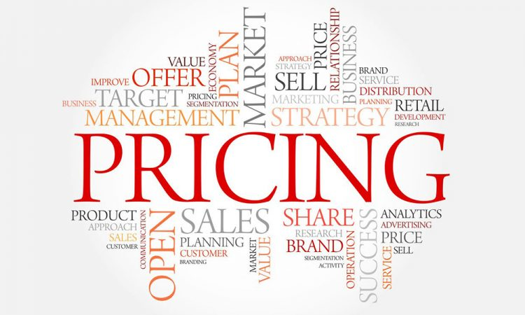 image of Pricing