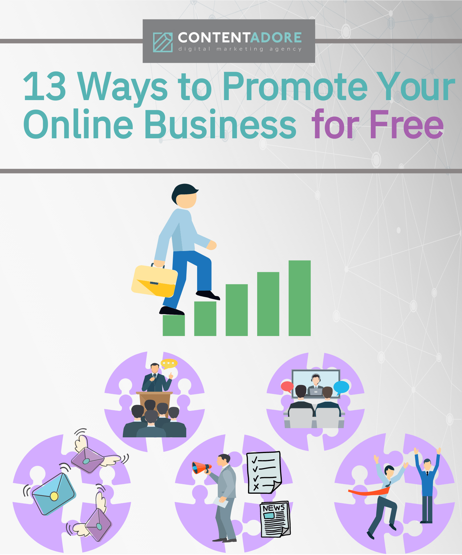 13 Ways to Promote Your Online Business for Free