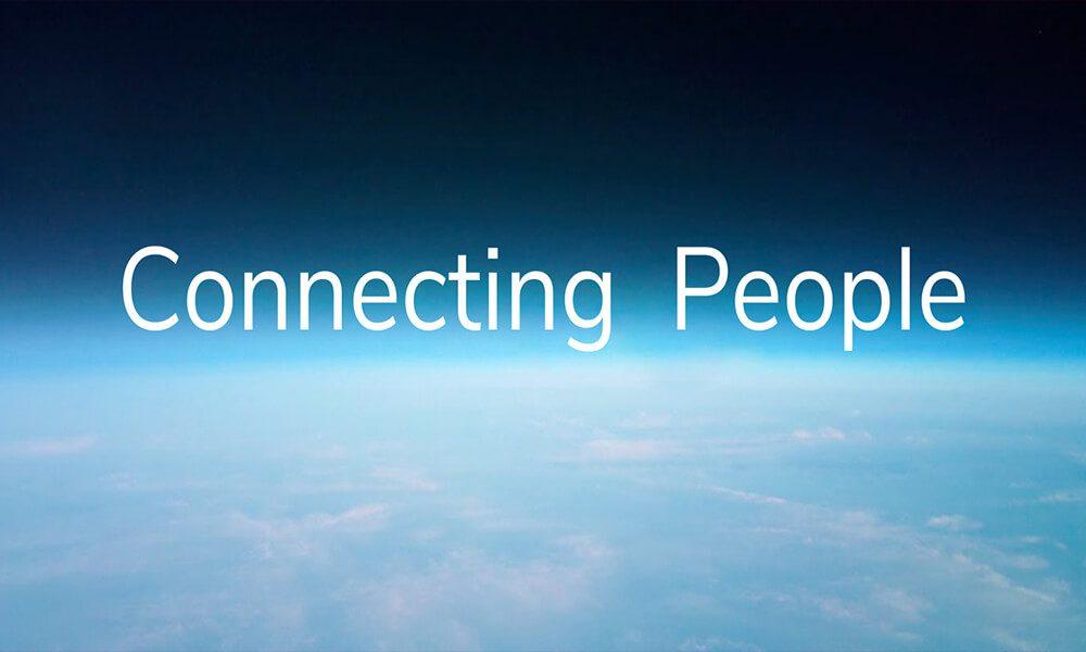 Image of Nokia slogan
