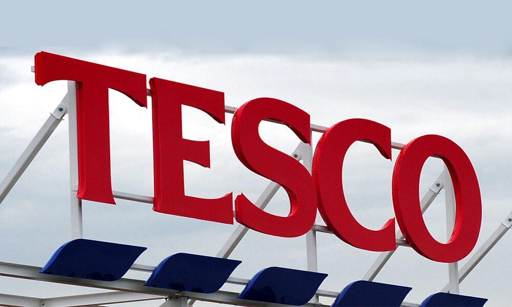 Image of Tesco brand