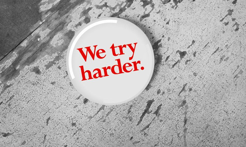 Image of Avis slogan